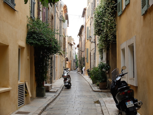 Saint-Tropez | © individualicious