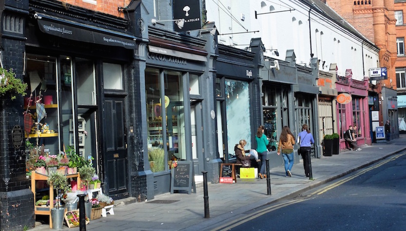 Dublin Creative Quarter | © individualicious