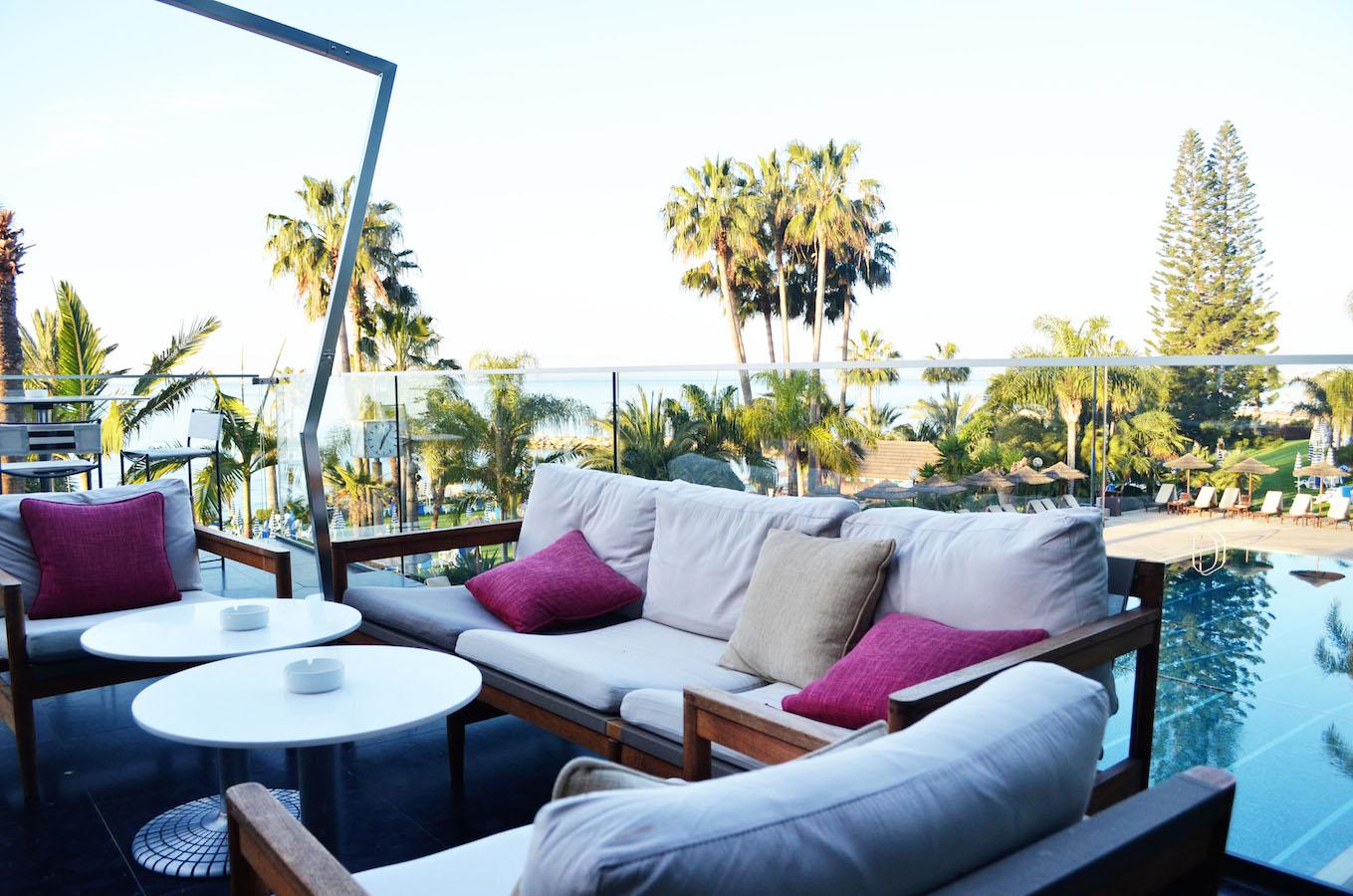 Amathus Beach Hotel, Zypern | © individualicious