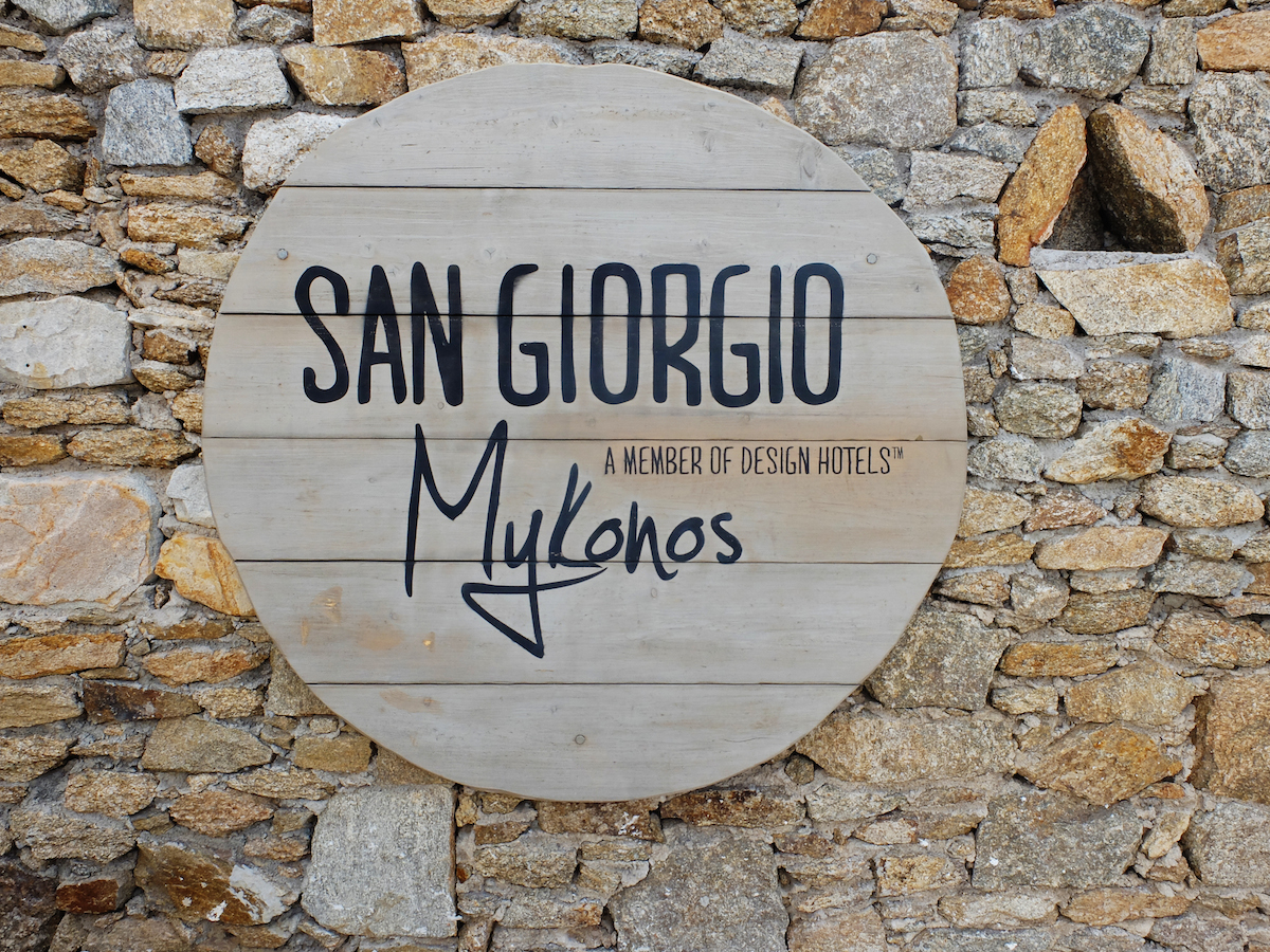 San Giorgio Mykonos   © individualicious