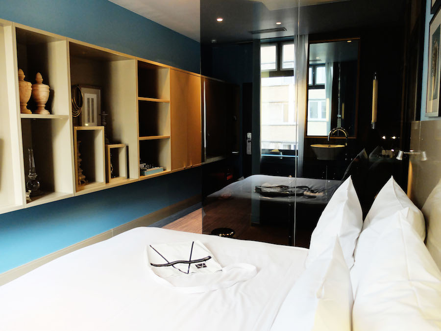 Hotel Les Nuits, Antwerpen | © individualicous