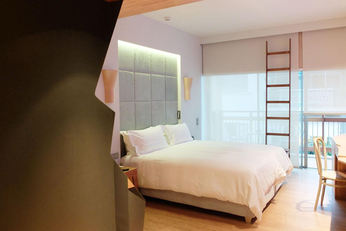 New Hotel Athens   © individualicious