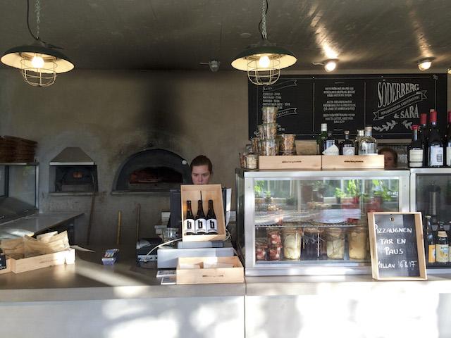 Söderberg & Sara pa Kaffeerosteriet | © individualicious