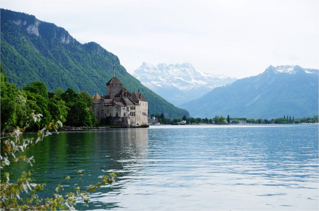 Schloss Chillon | individualicious