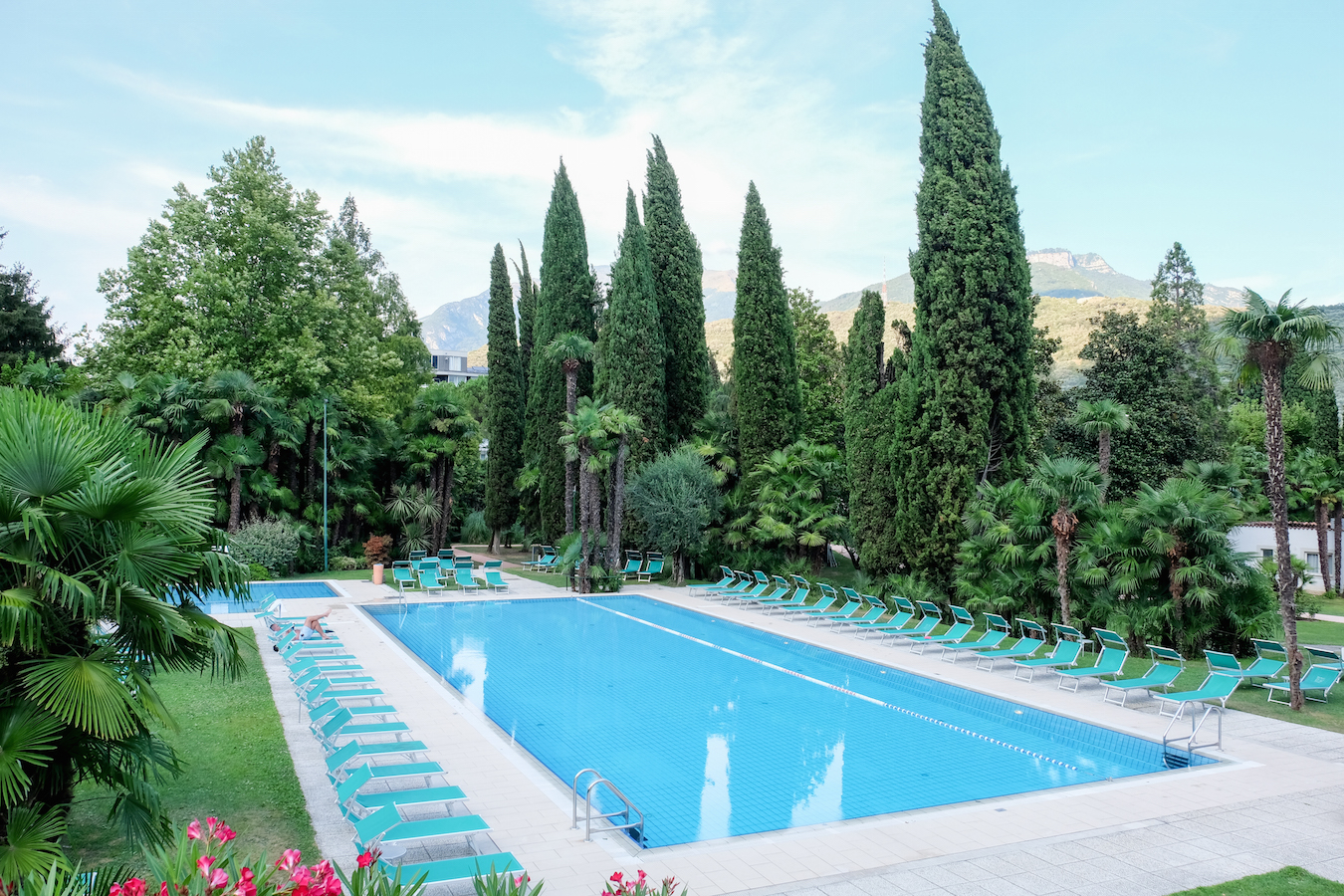Du Lac et du Parc, Riva del Garda | © individualicious