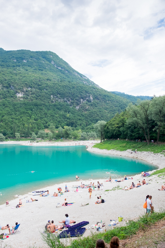 Lago di Tenno - Tennosee | © individualicious