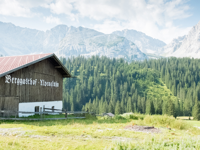 Seebensee, Tiroler Zugspitz Arena   © individualicious
