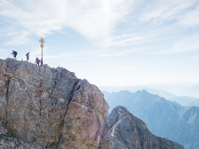 Zugspitze | © individualicious