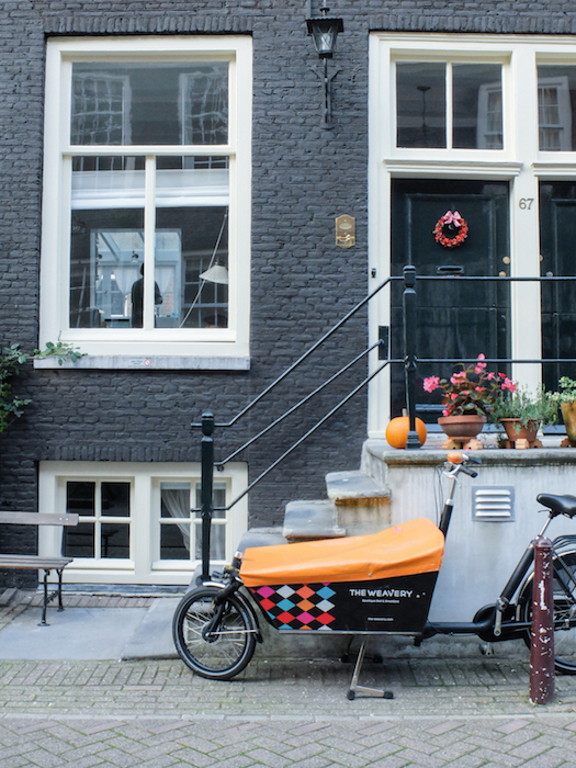 The Weavery B&B, Amsterdam | © individualicious