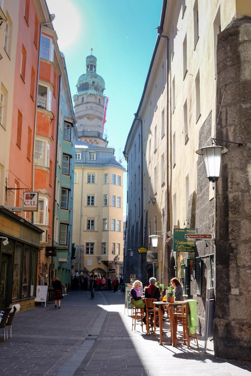 Goldenes Dachl, Innsbruck | © individualicious