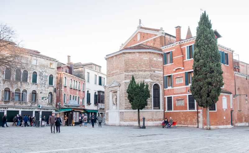 Venedig im Winter   © individualicious