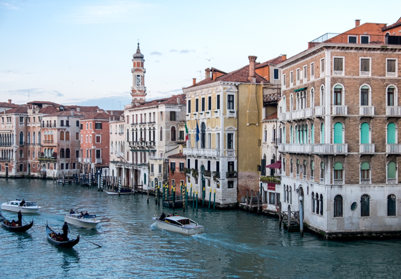 Venedig im Winter | © individualicious