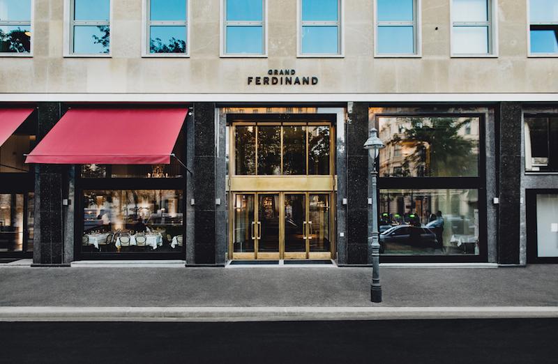 Haupteingang | © Grand Ferdinand