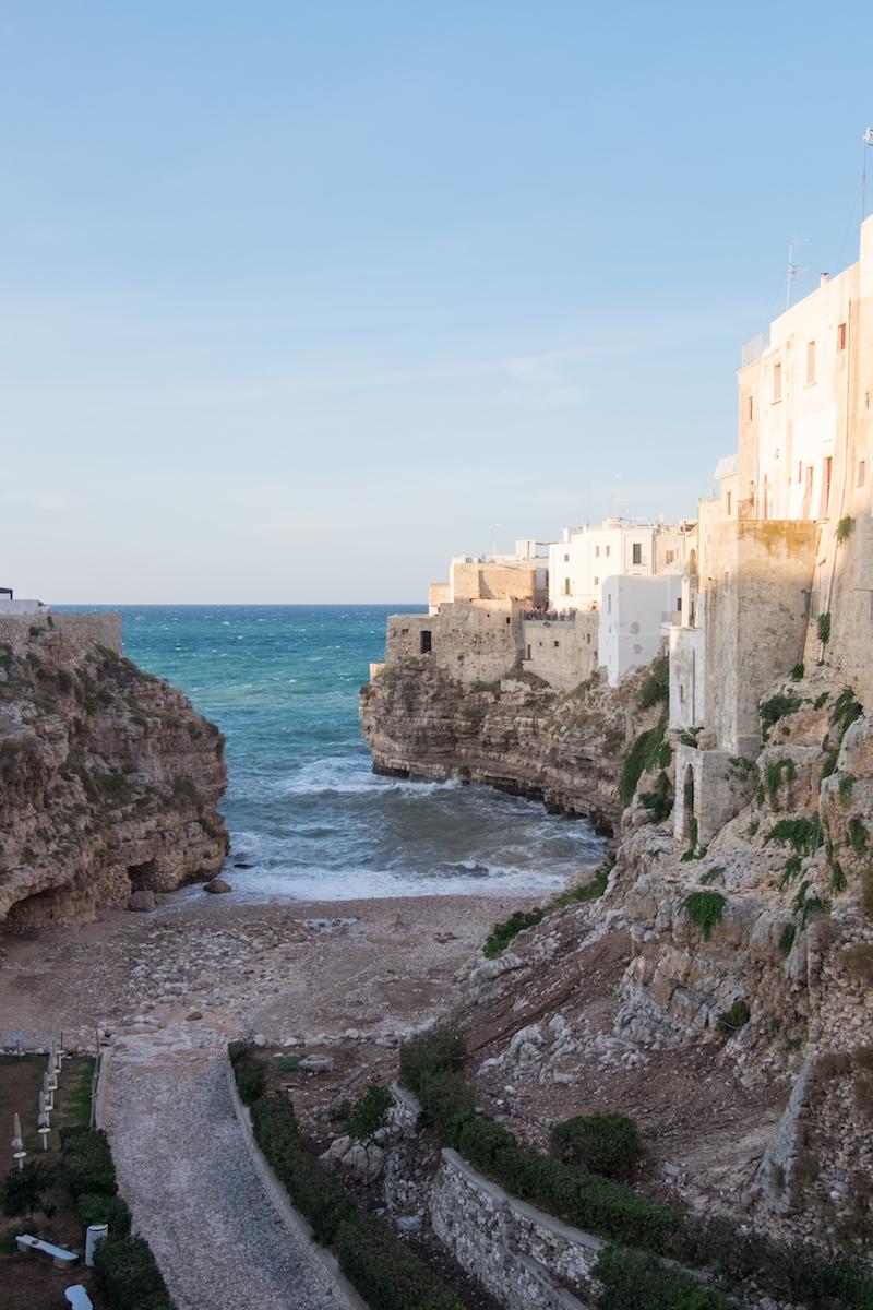 Polignano a Mare - Apulien | © individualicious