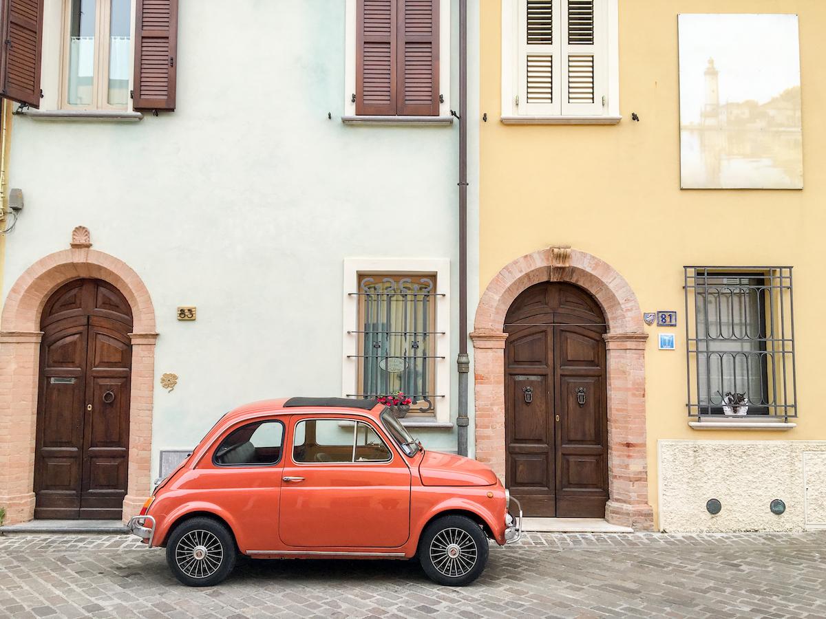 Die andere Seite von Rimini