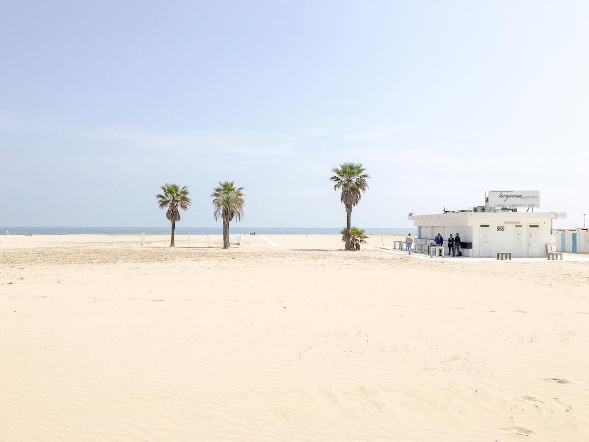 Ein Tag am Meer {Rimini}