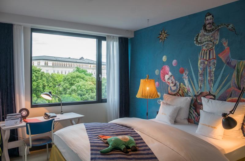 Wien Prater Hotel