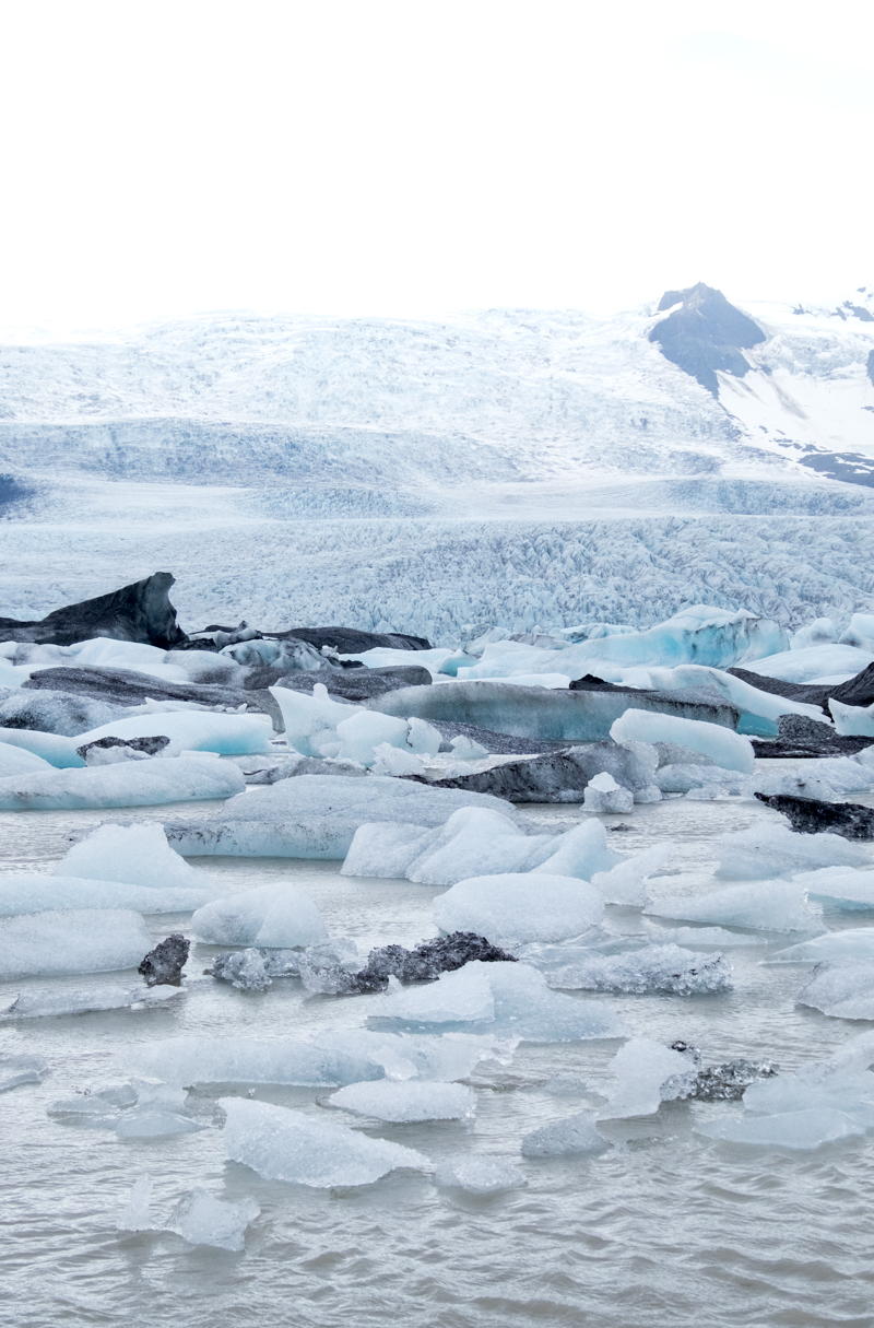 Fjallsarlón Glacier Lagoon | © individualicious