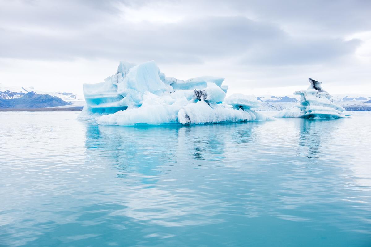 Roadtrip durch Island | Tag 4: Jökulsárlón Glacier Lagoon