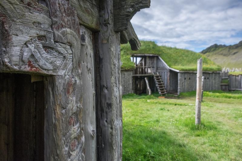 Wikingerdorf Stokksnes, Island | © individualicious