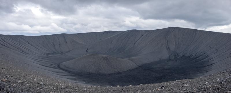 Hverfjall, Island | © individualicious