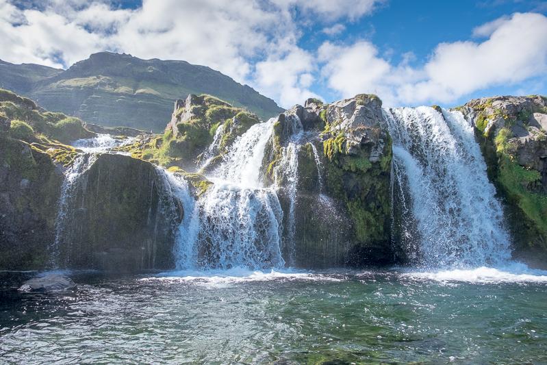 Kirkjufell, Island  | © individualicious