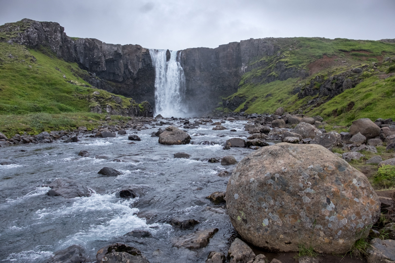 Seyðisfjarðarvegur, Ostfjorde | © individualicious