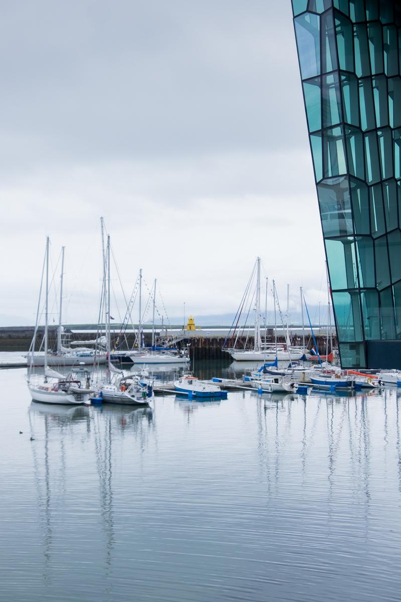 Harpa, Reykjavík | © individualicious