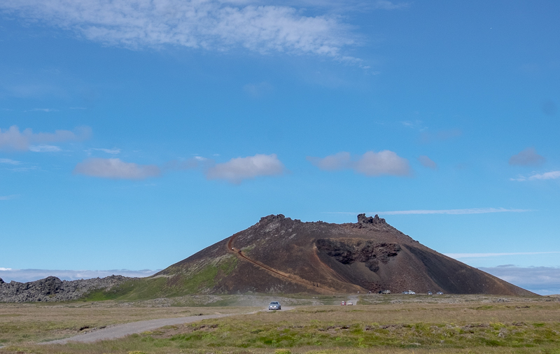 Saxholl CraterDjupalonssandur, Island | © individualicious