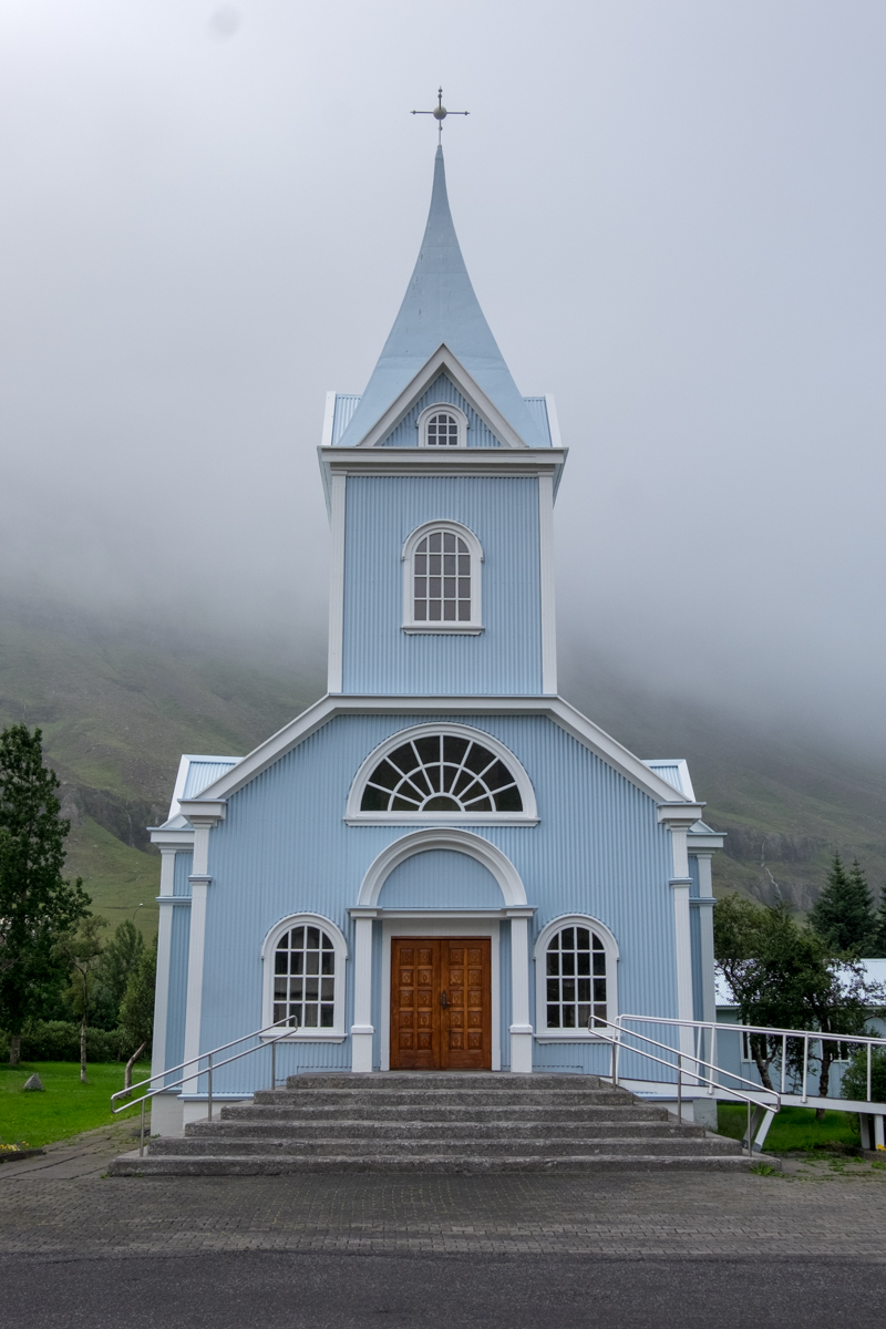 Seyðisfjörður | © individualicious