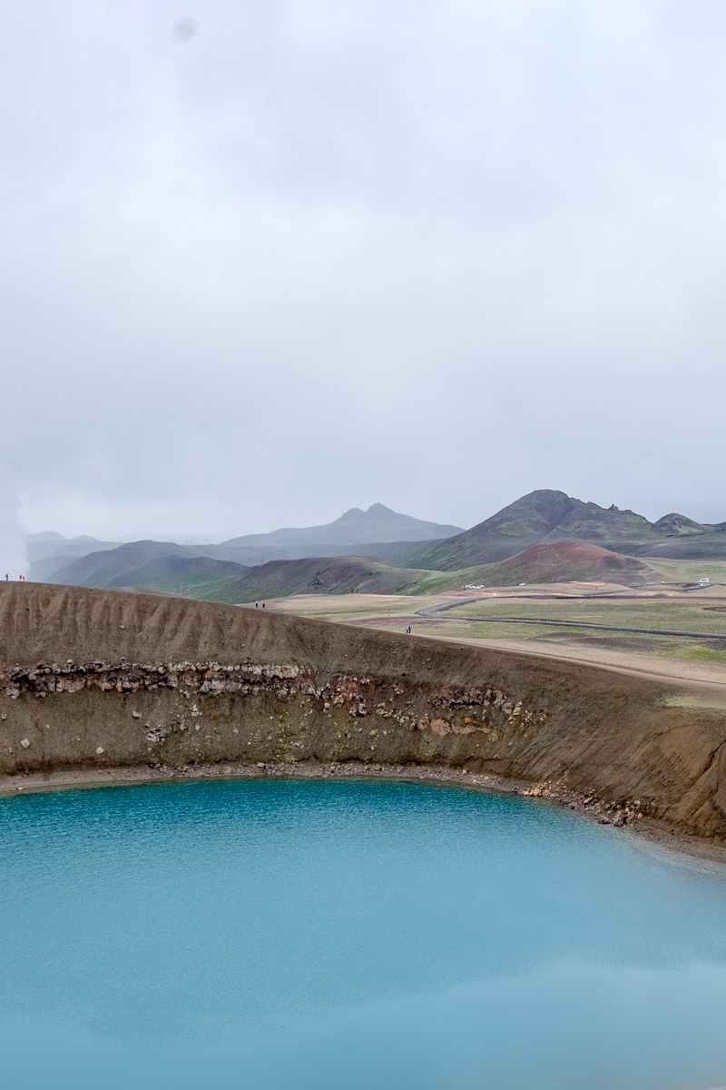 Víti, Island | © individualicious