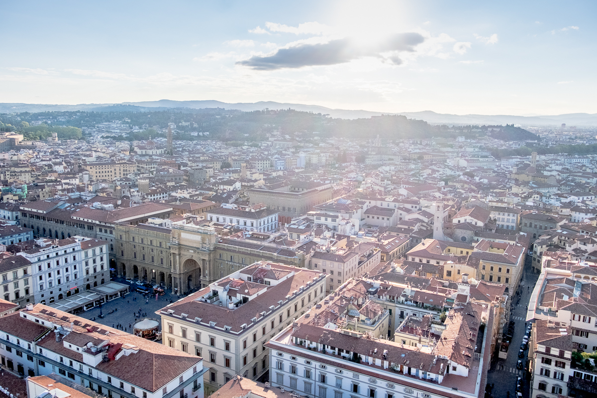 Benvenuto a Firenze - Sprachkurs in der Toskana