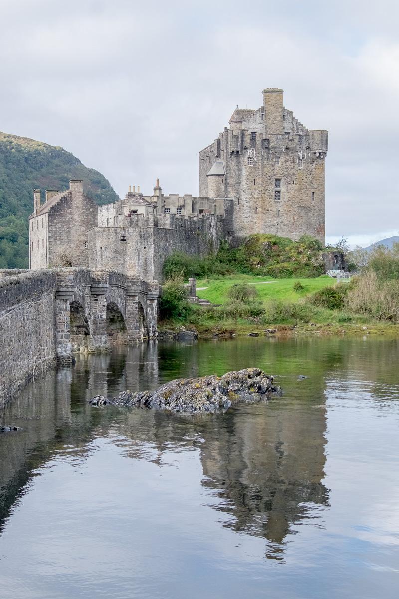 Eilean Donan Castle, Schottland | © individualicious