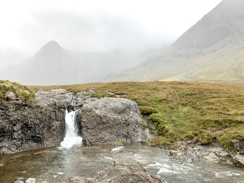 Fairy Pools, Isle of Skye | © individualicious