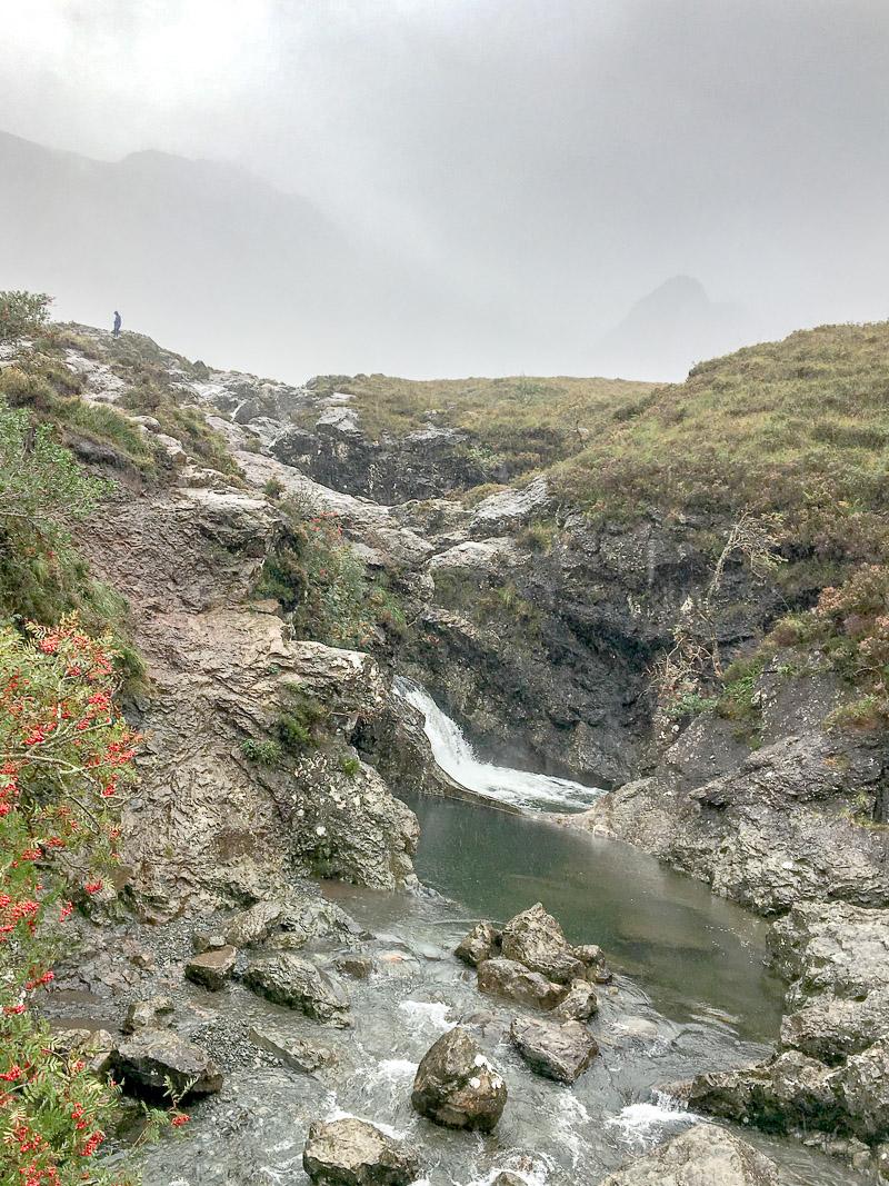 Fairy Pools, Isle of Skye   © individualicious