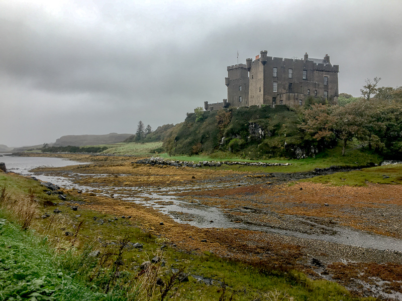 Dunvegan Castle, Isle of Skye | © individualicious
