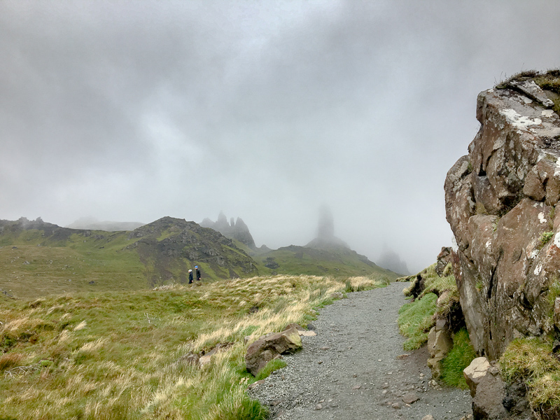 The Old Man of Storr, Isle of Skye   © individualicious