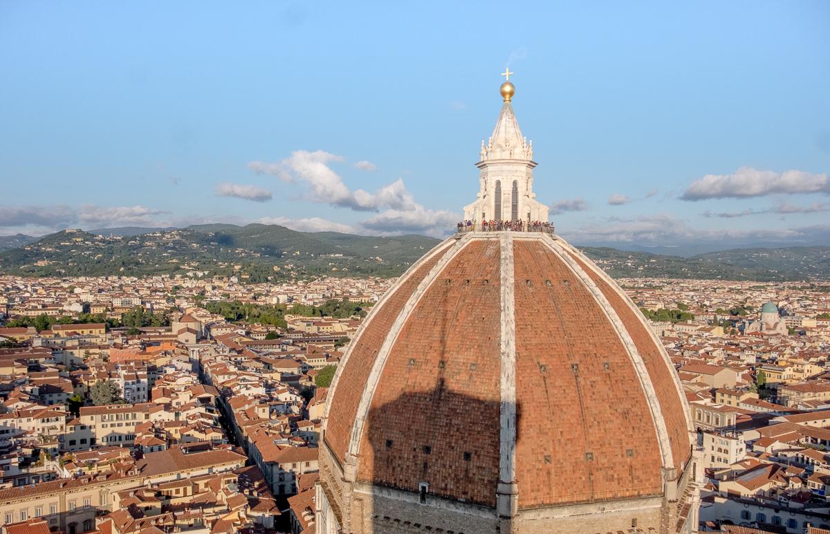 Florenz im Herbst