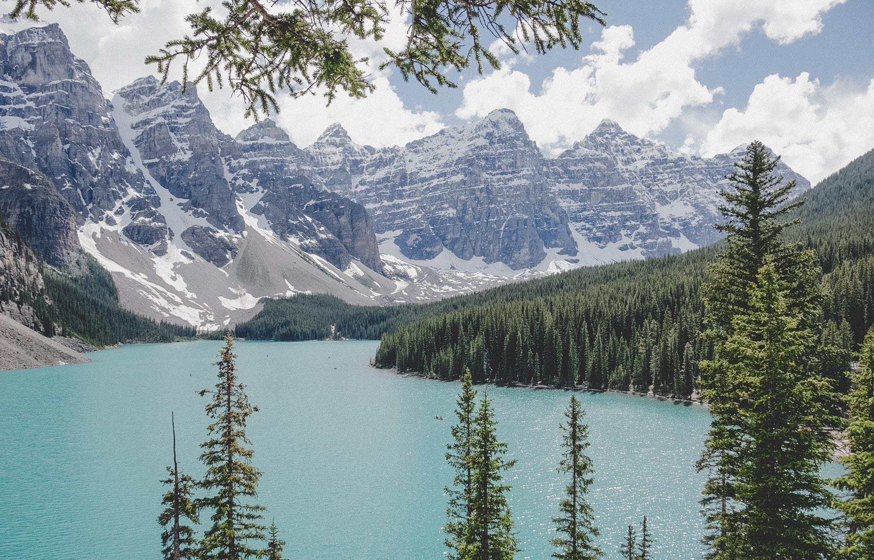 Roadtrip durch Kanada: 3 Wochen an der Ost- und Westküste