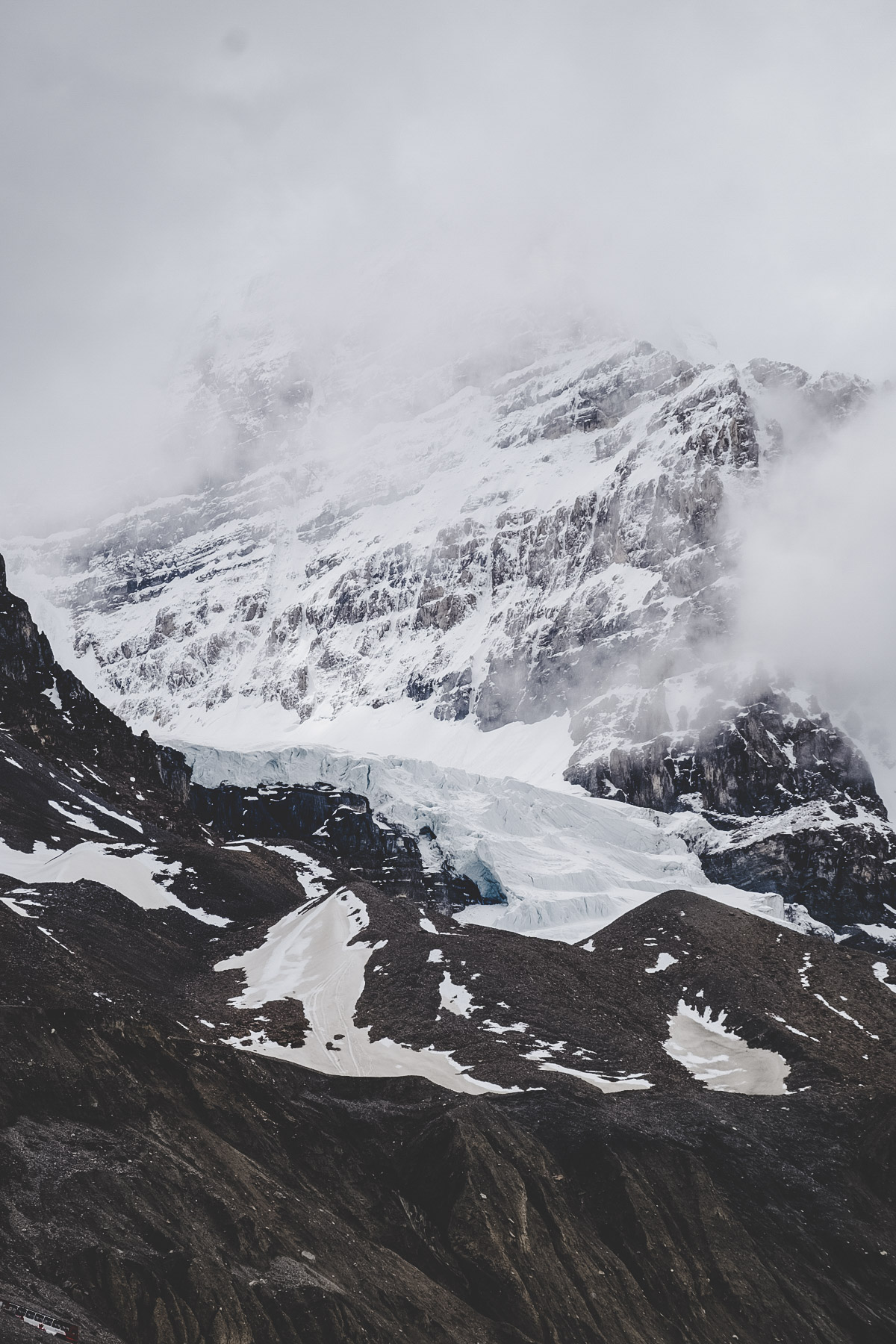 Columbia Icefield | © individualicious