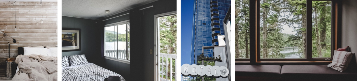 Hotels Kanada | © individualicious