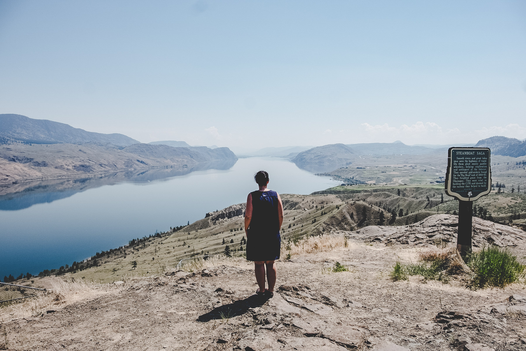 Kamloops Lake | © individualicious