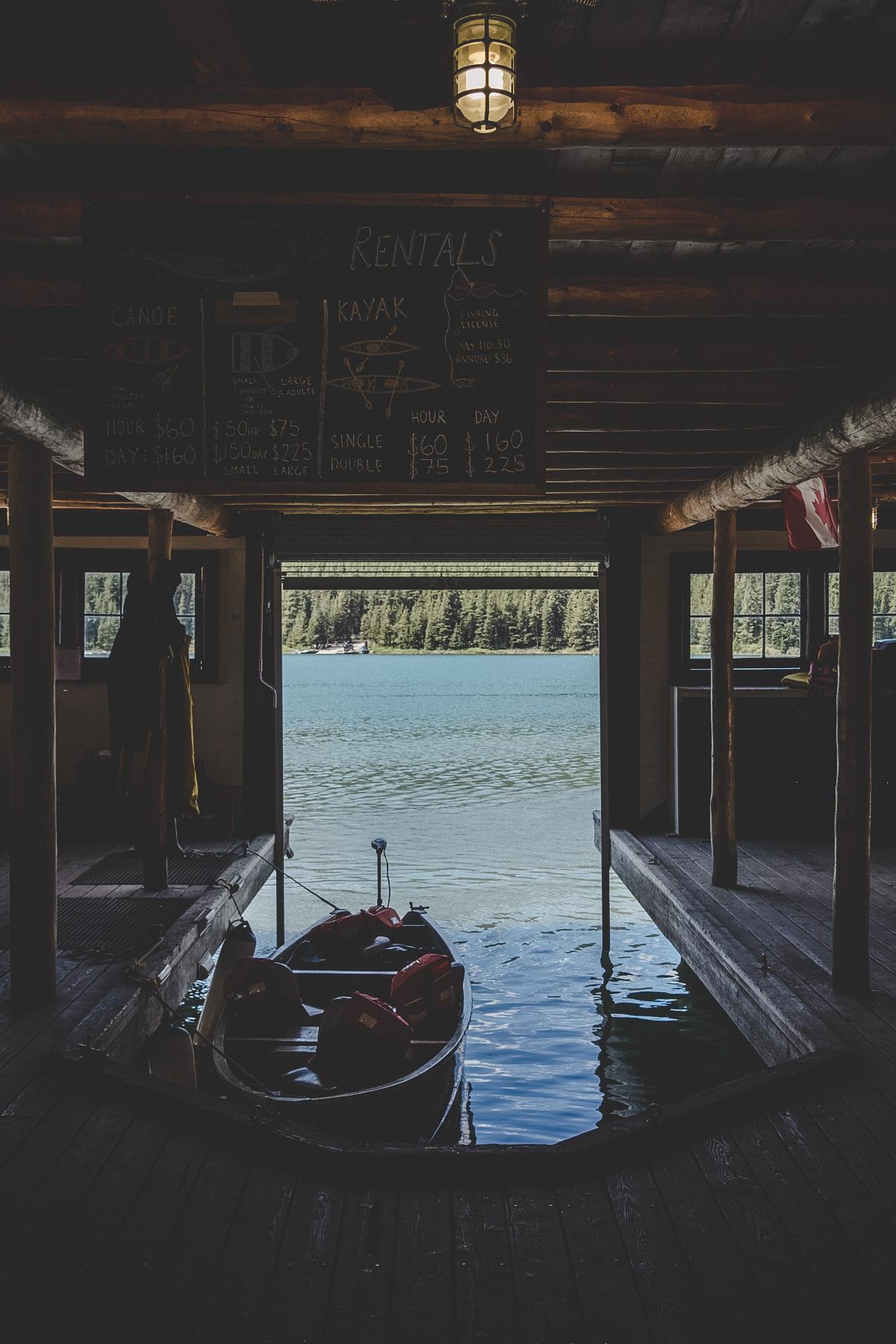 Maligne Lake   © individualicious