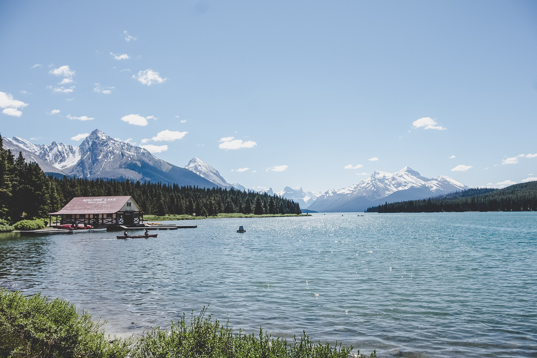 Maligne Lake | © individualicious