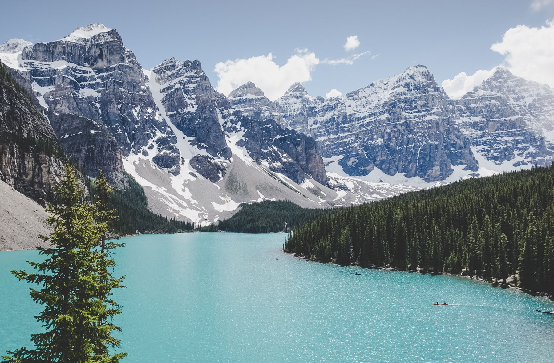 Moraine Lake | © individualicious