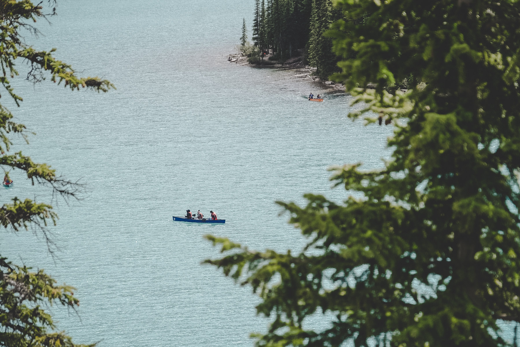 Moraine Lake   © individualicious