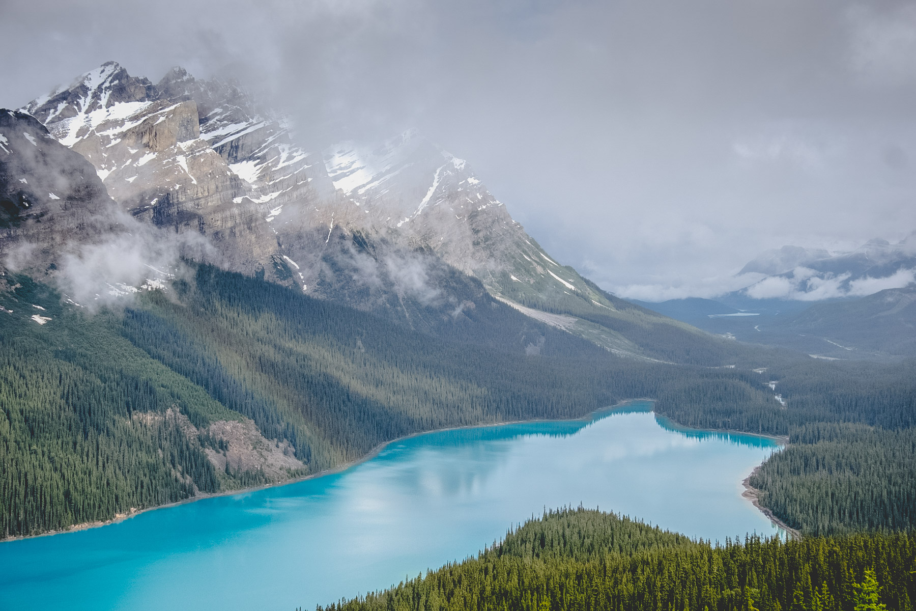Peyto Lake | © individualicious
