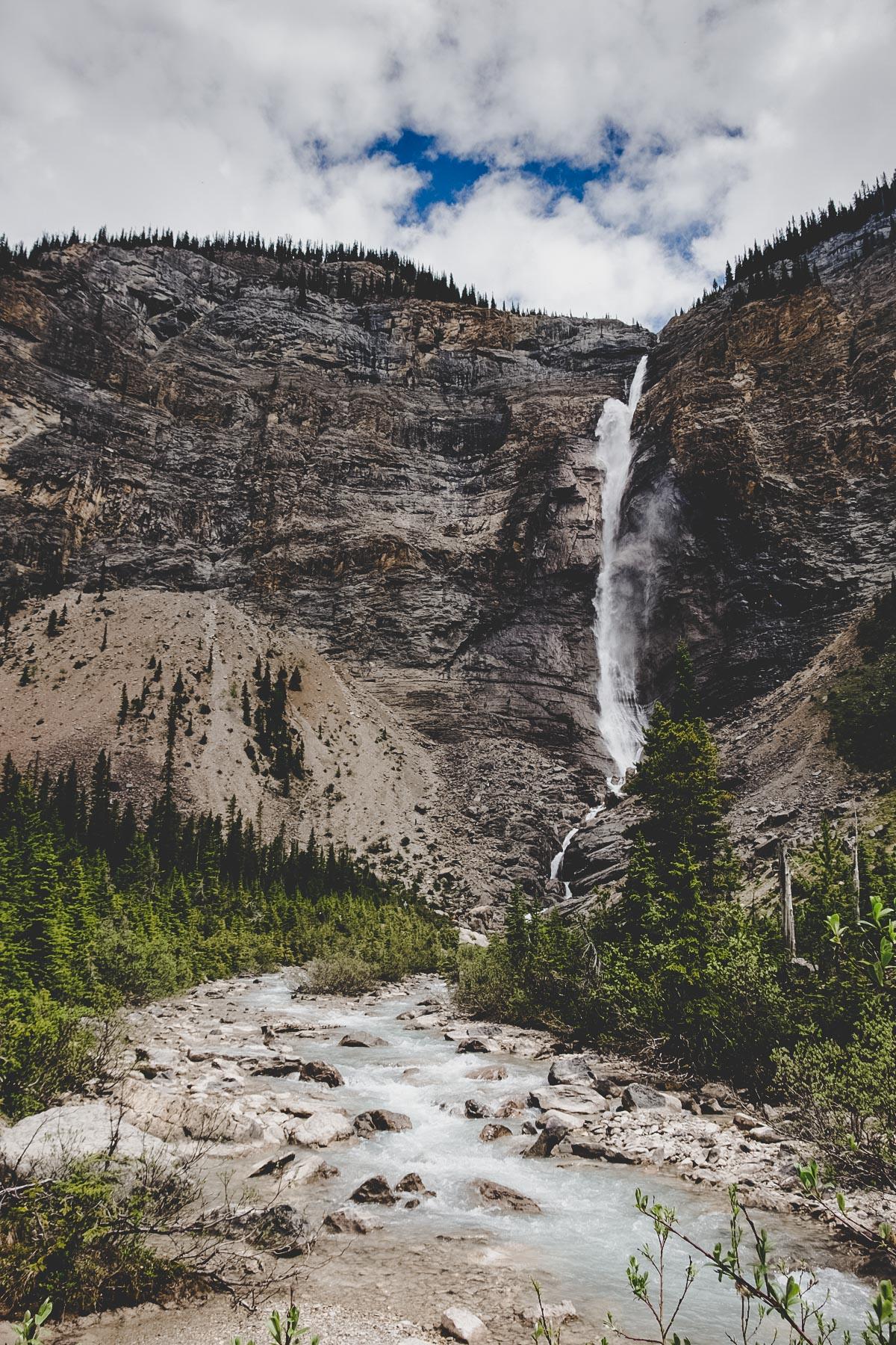Takakkaw Falls | © individualicious