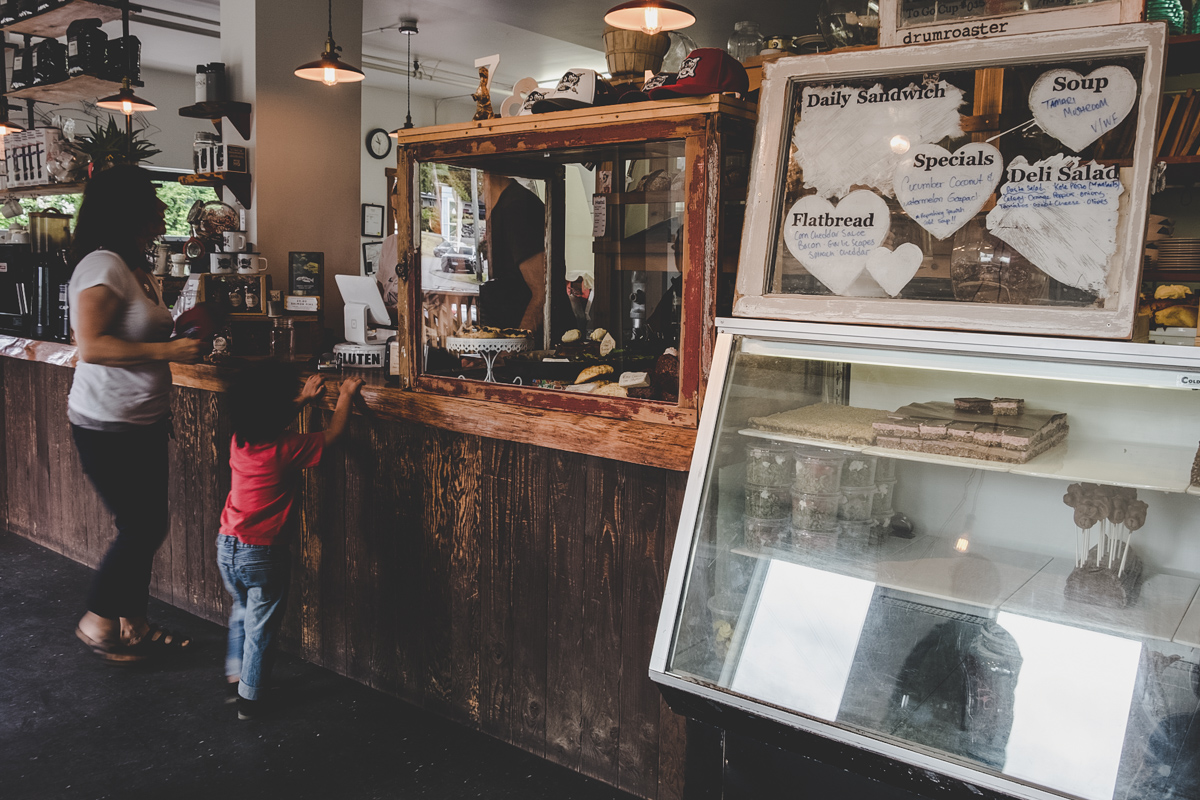 Zoe's Bakery, Ucluelet | © individualicious