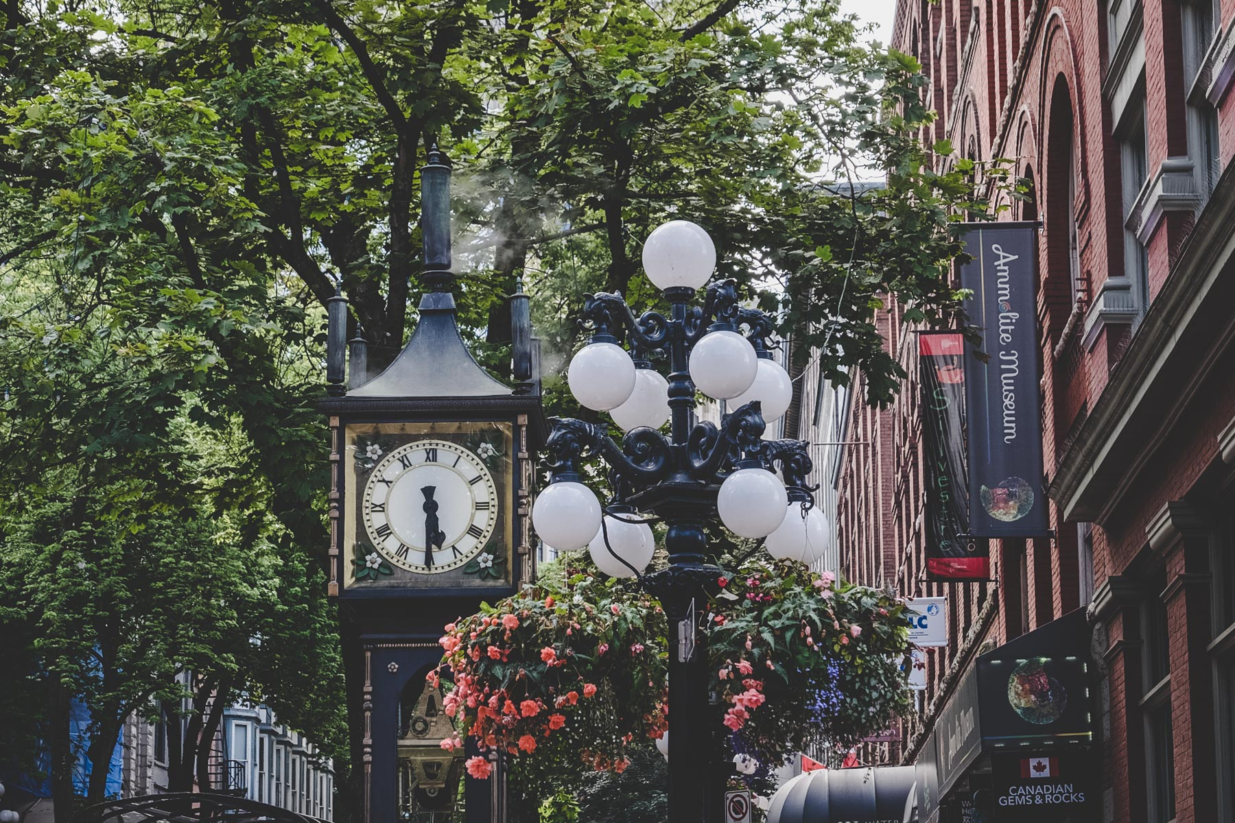 Gastown, Vancouver | © individualicious